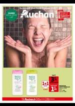 Prospectus Auchan : Que la beauté coule à flots !