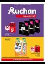 Prospectus Auchan : Du jus pour toute la journée !