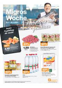 Prospectus Migros Bussigny : Migros Wochenflyer 02 2021