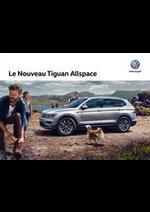 Prospectus Volkswagen : Volkswagen Tiguan Allspace