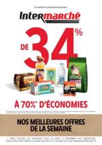 Prospectus Intermarché Super Lugrin : NOS MEILLEURES OFFRES DE LA SEMAINE