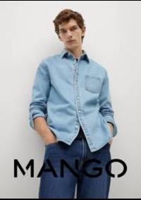 Prospectus Mango SAINT-GERMAIN-EN-LAYE : Denim pour Homme