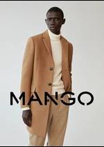 Prospectus MANGO : Nouvelle Collection pour Homme