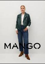 Prospectus MANGO : Grandes Tailles pour Femme