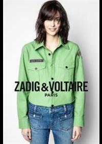 Prospectus Zadig et Voltaire PARIS : Nouveautés / Femme