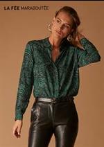 Promos et remises  : Chemises & Blouses