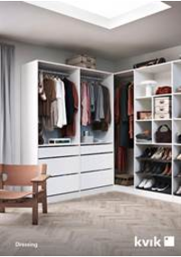 Catalogues et collections Kvik ERPENT : Wardrobe