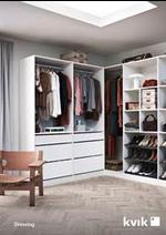 Catalogues et collections Kvik : Wardrobe