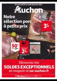 Prospectus Auchan Val d'Europe Marne-la-Vallée : Le bon goût à petits prix !