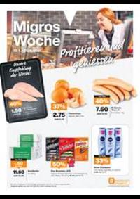 Prospectus Migros Belp : Migros Wochenflyer 03 2021