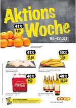 Promos et remises Coop Supermarché : Aktions Woche