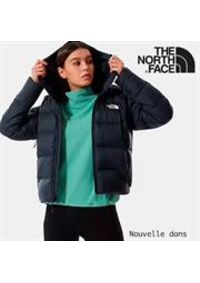 Prospectus The North Face PARIS : Nouvelle dans