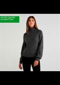 Prospectus United Colors Of Benetton ALBERTVILLE : Soldes / Femme