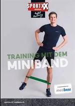 Services et infos pratiques SportXX : Training mit dem Miniband