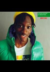 Catalogues et collections United Colors Of Benetton Bern : Men's Sale