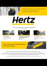 Prospectus Hertz Avenue Gabriel Peri - Shell Station : Offres Hertz
