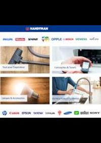 Prospectus Handyman ANDERLECHT : Offres