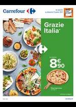 Prospectus Carrefour : Grazie Italia