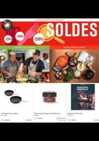 Prospectus Les Secrets du Chef BRUXELLES - WOLUWE : Soldes