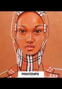 Prospectus Printemps Paris Citadium : Nouveautés