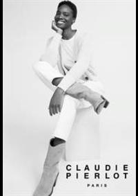 Prospectus Claudie Pierlot CLERMONT  : Nouveautés