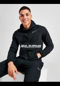 Prospectus JD Sports Thiais Belle Epine : Vêtements Fitness Homme