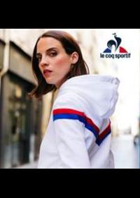 Prospectus Le Coq Sportif Puteaux : Nouveautés Femme