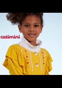 Prospectus Catimini PONTARLIER : Collection Fille
