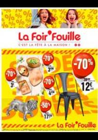 Prospectus La Foir'Fouille ANTHY SUR LEMAN : Catalogue La Foir'Fouille
