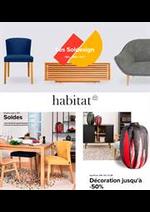 Prospectus Habitat : Soldes