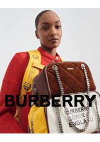 Prospectus Burberry Paris Printemps Carrousel du Louvre : Tendances Femme