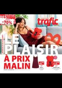 Prospectus Trafic Braine-l'Alleud : Solden