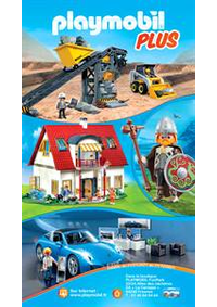 Prospectus Playmobil FunPark boutique : Playmobil Plus
