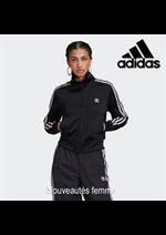Prospectus Adidas : Nouveautes femme