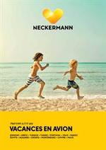 Prospectus Neckermann : VACANCES EN AVION