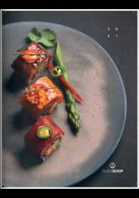 Prospectus Sushi shop Bordeaux 39 Cours Portal : Carte 2021