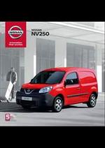 Promos et remises  : Nissan NV250