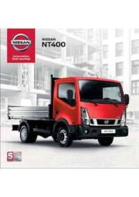 Prospectus Nissan BRUGES : Nisan NT400