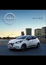 Promos et remises  : Nisan Micra