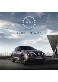 Prospectus Nissan PARIS : Nisan Juke Enigma