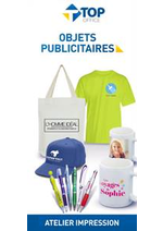Services et infos pratiques Top office : Objets Publicitaires