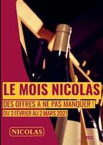Bons Plans Nicolas : Le mois Nicolas
