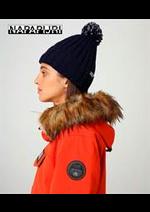 Prospectus Napapijri : Nouveautés / Femme