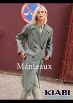 Catalogues et collections Kiabi : Manteaux