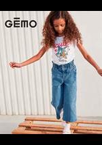 Prospectus Gemo : Nouvelle Collection / Fille