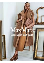 Prospectus Max Mara : Collection Max Mara