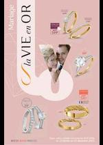 Promos et remises  : Mariage - La vie en or