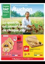 Promos et remises  : Catalogue Auchan
