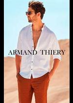 Catalogues et collections Armand Thiery Femme : Nouvelle Collection  Homme