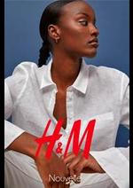 Catalogues et collections H&M : Nouvelle